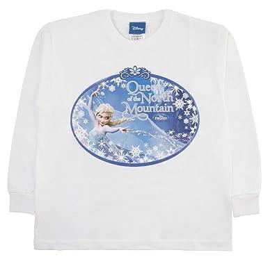 436adbb48 Disney Frozen Girls Character Long Sleeve T-Shirt: Amazon.co.uk ...
