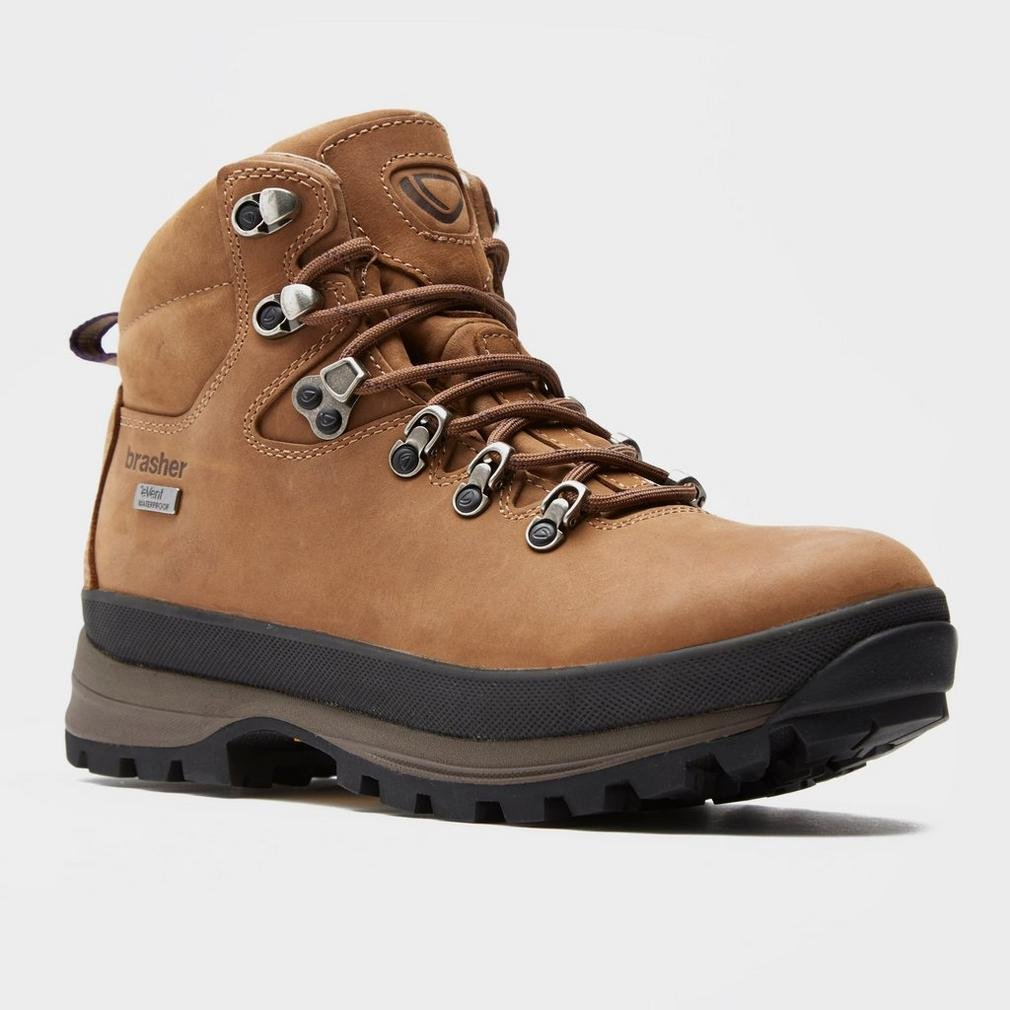 a67d94b902a Brasher Brown Women's Country Master Walking Boot