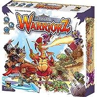 Asmodée ULWA01 - Jeu de stratégie - Ultimate Warriorz