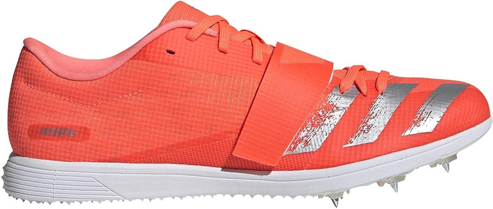 Amazon.com: adidas Adizero TJ/PV Zapatillas de pista y campo ...