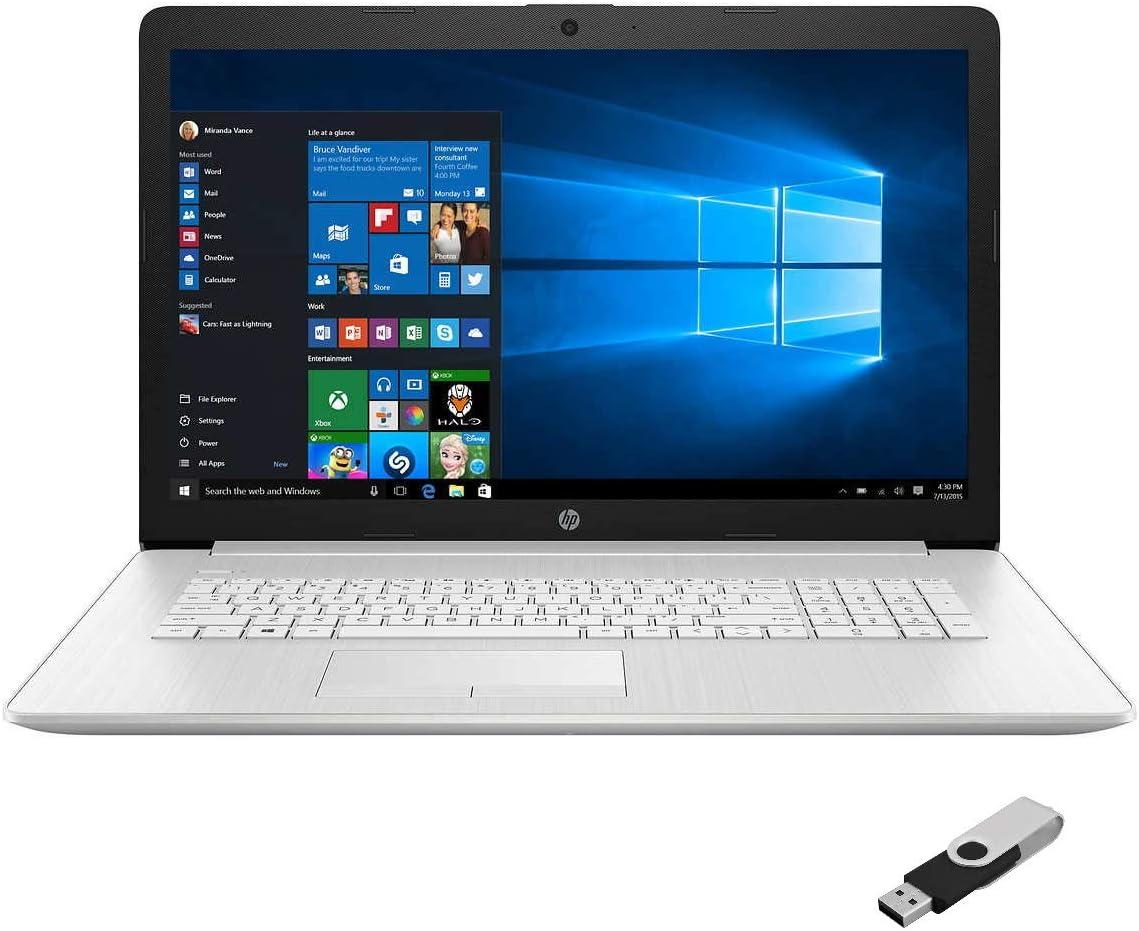 2021 HP High Performance Laptop - 17.3