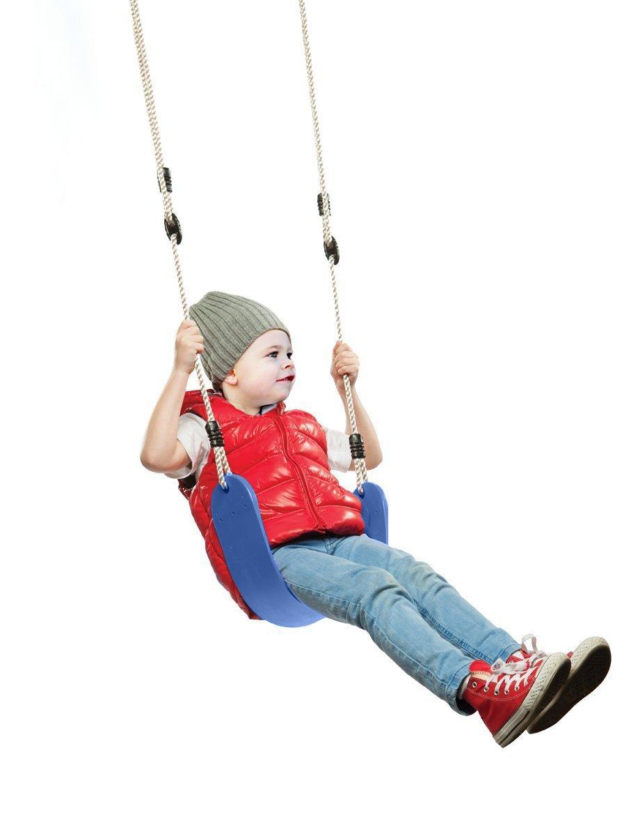 Amazon Com Summersdream Soft Seat Child Swing Playground Swing Set