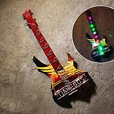 RJJ Restaurante Musical De La Guitarra Modelo del Instrumento ...