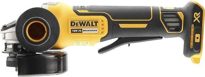 DeWALT Batterie-angle meuleuse dcg406n 125 mm Solo 18 V sans batterie et chargeur