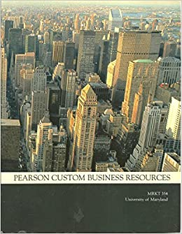 Pearson custom business resources the legal and ethical environment pearson custom business resources the legal and ethical environment of business pearson custom business resources bartley brennan m neil brown et al fandeluxe Images