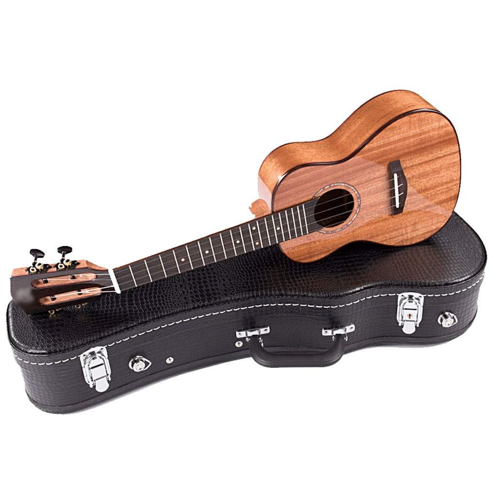 CHOYE Ukulele Set Pequeña Guitarra De Caoba Accesorios Rico Y ...