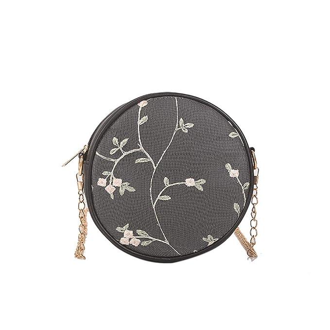 Amazon.com: Bolsas circulares para mujer, TOTOD Vintage ...