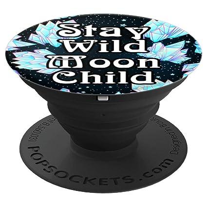 Amazon.com: Stay Wild Moon – Cristales para niños con diseño ...