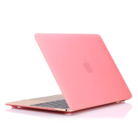 MoKo Funda para New MacBook - Slim PC Mate Laptop Cover Case para Apple New MacBook