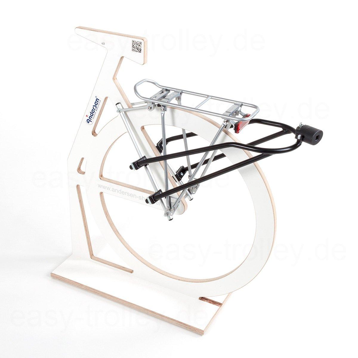 Andersen Shopper Kupplung BigEasy (R1) am Fahrrad Rahmen | ohne ...