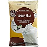 Big Train Blended Creme Mix Vanilla Bean 3.5 Lb (1 Count) Powdered Instant Drink Mix, Serve Hot or Cold, Makes Blended…