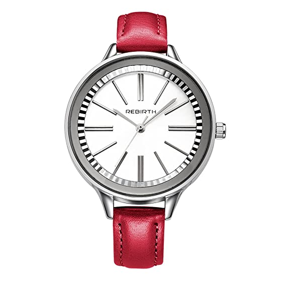 Amazon Com Fashion Red Women S Watch Trendy Popular