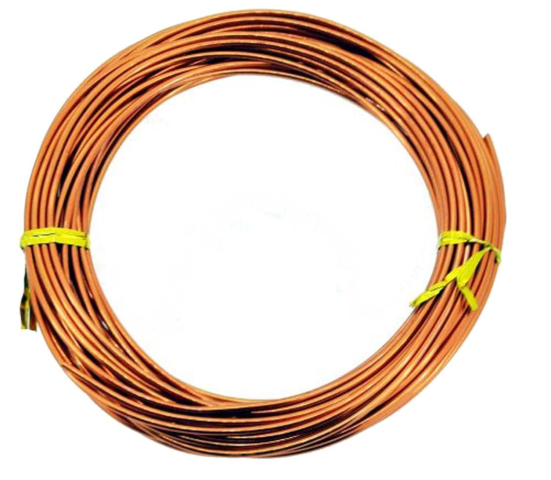 Amazon.com: Premium Quality Aluminum Craft Wire 18 Gauge, 2mm, 39 ...