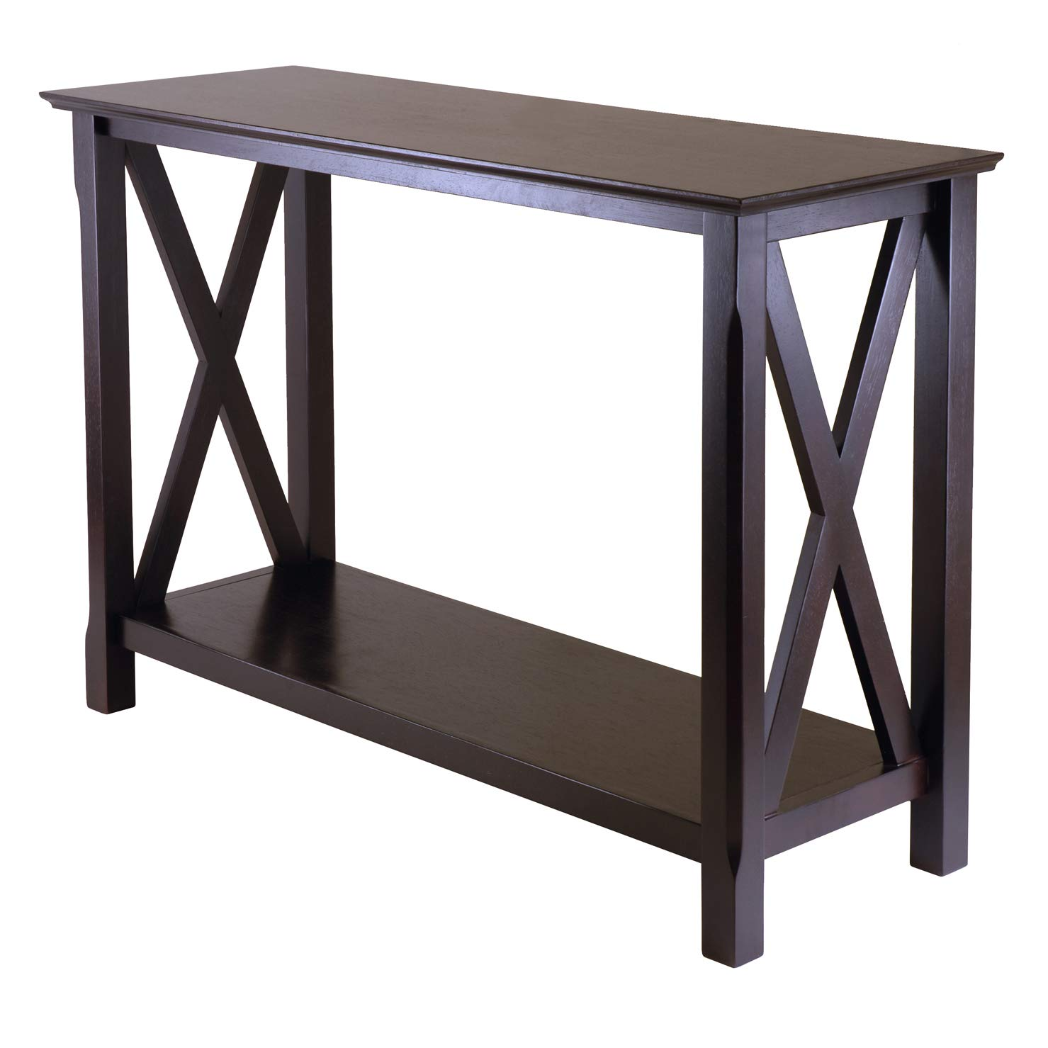 Winsome Wood 40445 Xola Occasional Table, Cappuccino by Winsome Wood