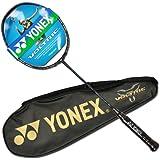 YONEX 尤尼克斯 全碳素 比赛进攻型 羽毛球拍 VT-ZF-2 黑/黑