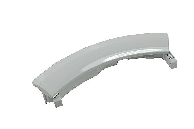 Bosch Neff Siemens lavadora puerta mango blanco. Equivalente a ...