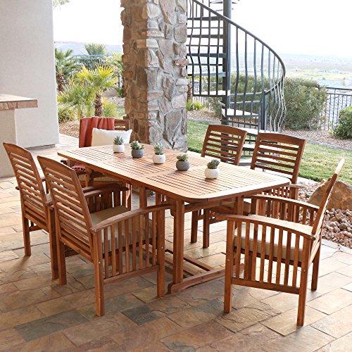 Acacia Garden Furniture - 2
