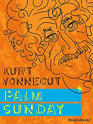 book cover of Palm Sunday