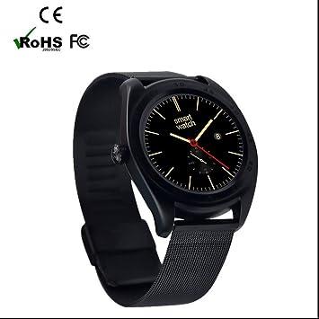 Reloj Intelligent Smart Watch Teléfono con Notificación de mensajes/Monitor de Calorías/Análisis de