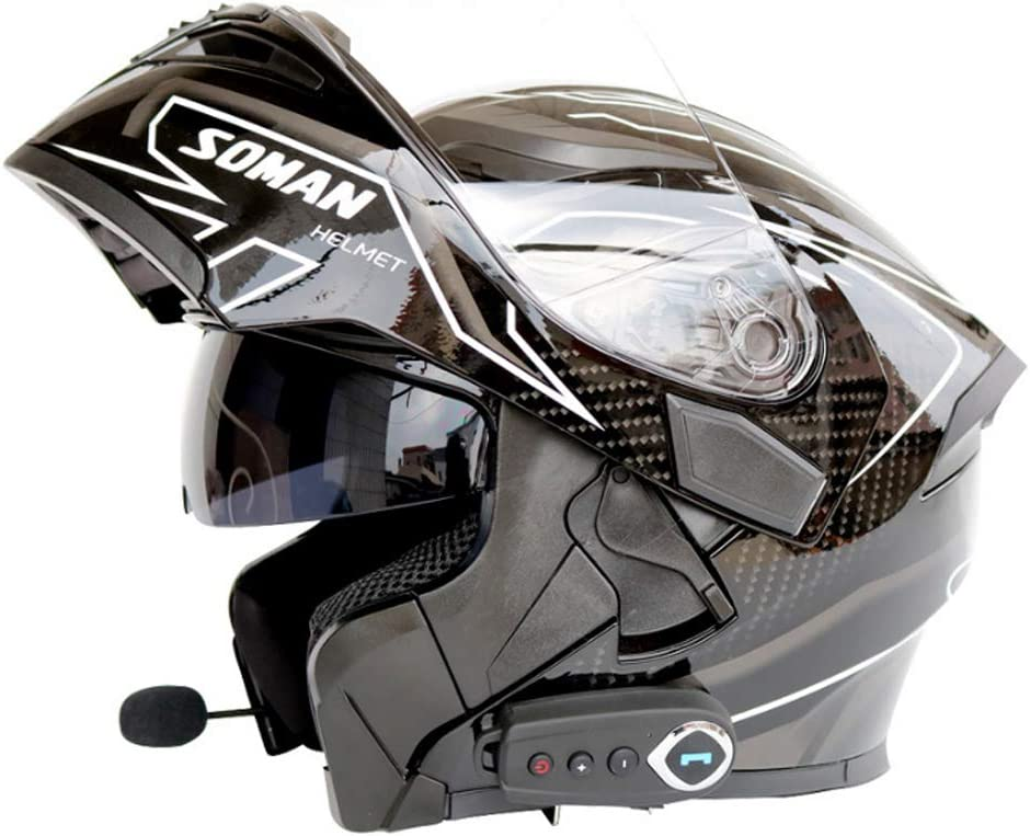 casco para motos con bluetooth integrado precio