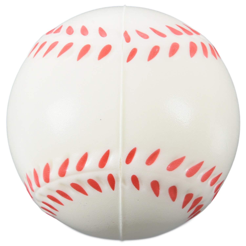 Vaorwne Wei?er Baseball Druck Ball