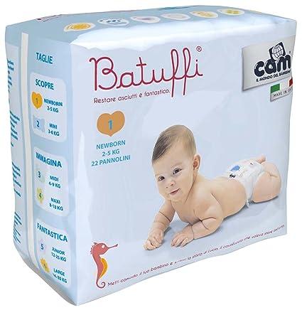 Cam Il Mondo del Bambino - pañales Taglia 1