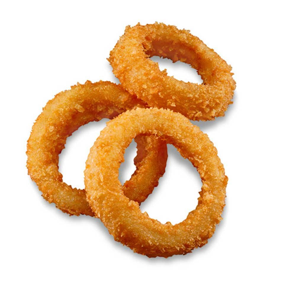McCain Moores Gourmet Breaded Onion Ring, 2 Pound -- 12 per case.