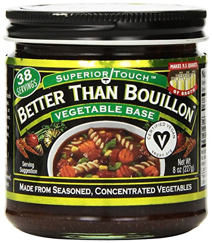 Amazon.com : Better Than Bouillion; Vegetable Base (8 oz ...
