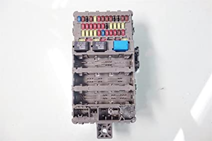 Amazon.com: Honda Accord Sport EX Under Dash Cabin Fuse Box ... on