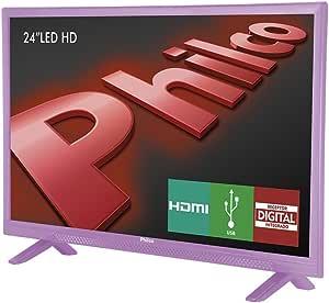 Tv Philco Led 24 Ph24e30dr, Hdmi, Usb, Conversor Digital