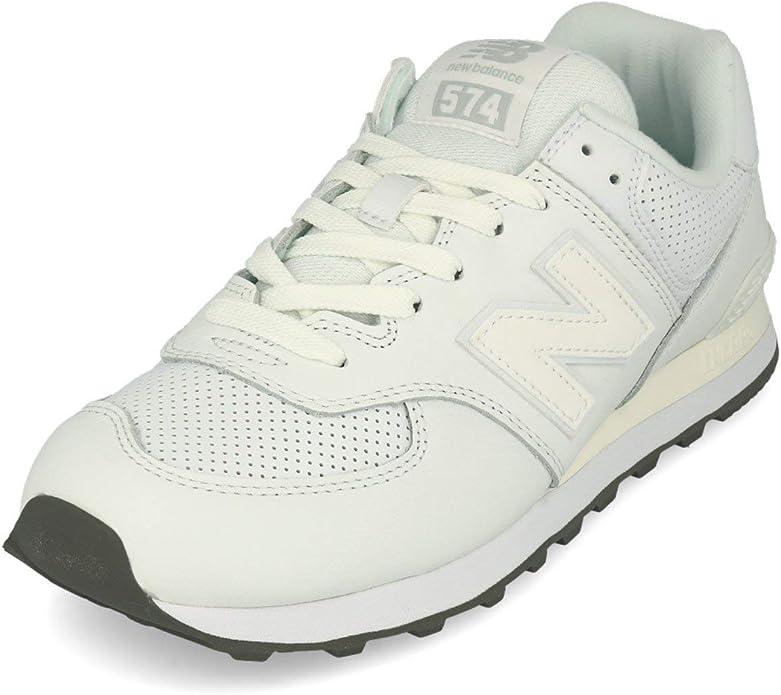 New Balance 574v2 Sneakers Herren Weiß