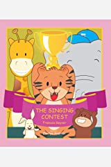 The Singing Contest: Sometimes teamwork is best (Junglies Book 5) Kindle Edition