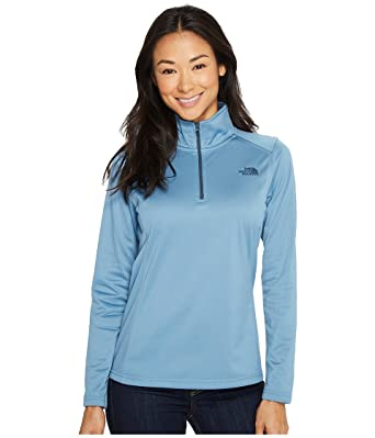 5f136f07ab2b0 The North Face Women s Tech Glacier 1 4 Zip Fleece at Amazon Women s ...