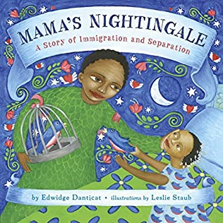 book cover of Mama\'s Nightingale