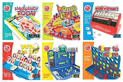 Game Design - KIDS RANGE OF 6 FAMILY BOARD GAME TRADITIONAL GAMES CHILDRENS FRUSTRATION