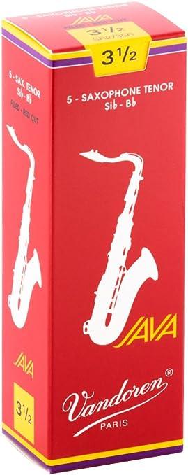 Vandoren JAVA Tenor Sax Saxophone Reeds Single Reed Various Strengths