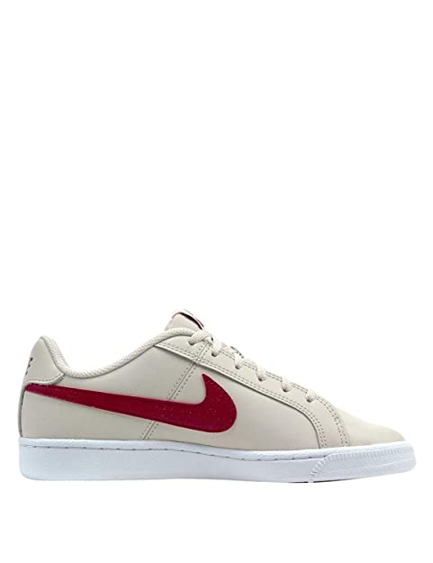 Amazon.com | Nike Court Royale (Gs) Kids Beige Sneakers Court Royale (Gs) Sneakers | Sneakers