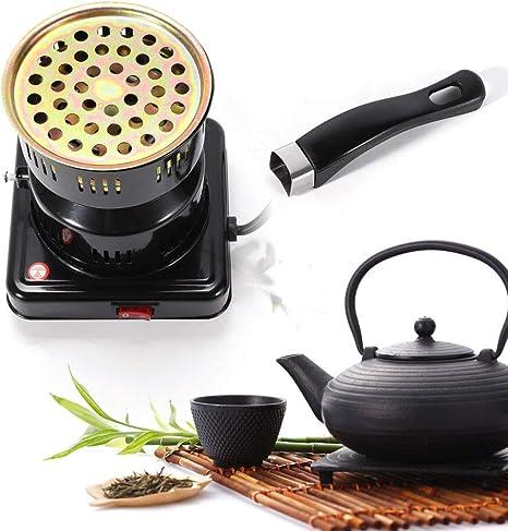 Z&Y Ltd Z&Y Encendedor eléctrico de carbón hornillo bajo ...