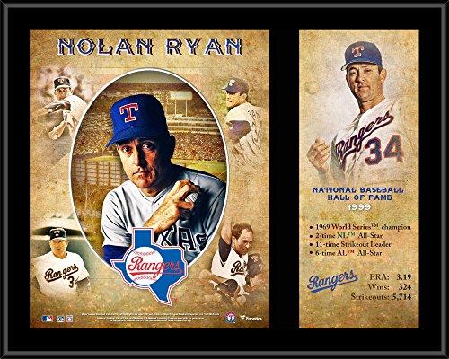 Nolan Ryan Texas Rangers 12