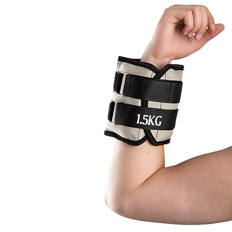 und Fu/ßgelenkgewichte Trendy Sport Gewichtsmanschette Hand 0,5 KG