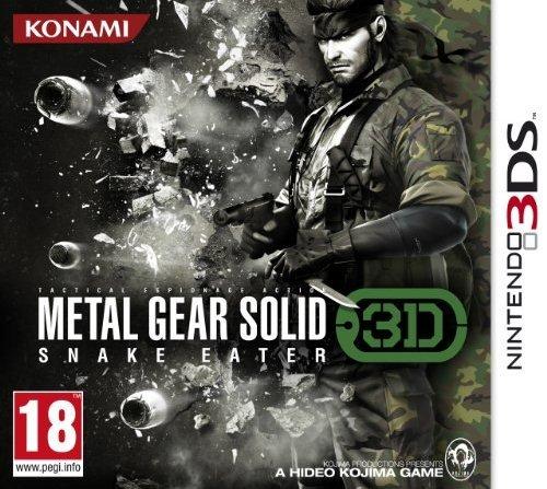 0f6d0ce730549 Metal Gear Solid - Snake Eater (Nintendo 3DS)  Importación inglesa   Amazon. es  Videojuegos