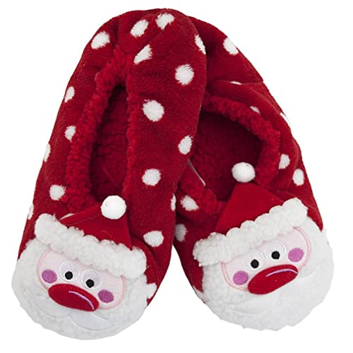 76b23e35099 Image Unavailable. Image not available for. Color  Ladies Novelty Christmas  Themed Slipper Socks
