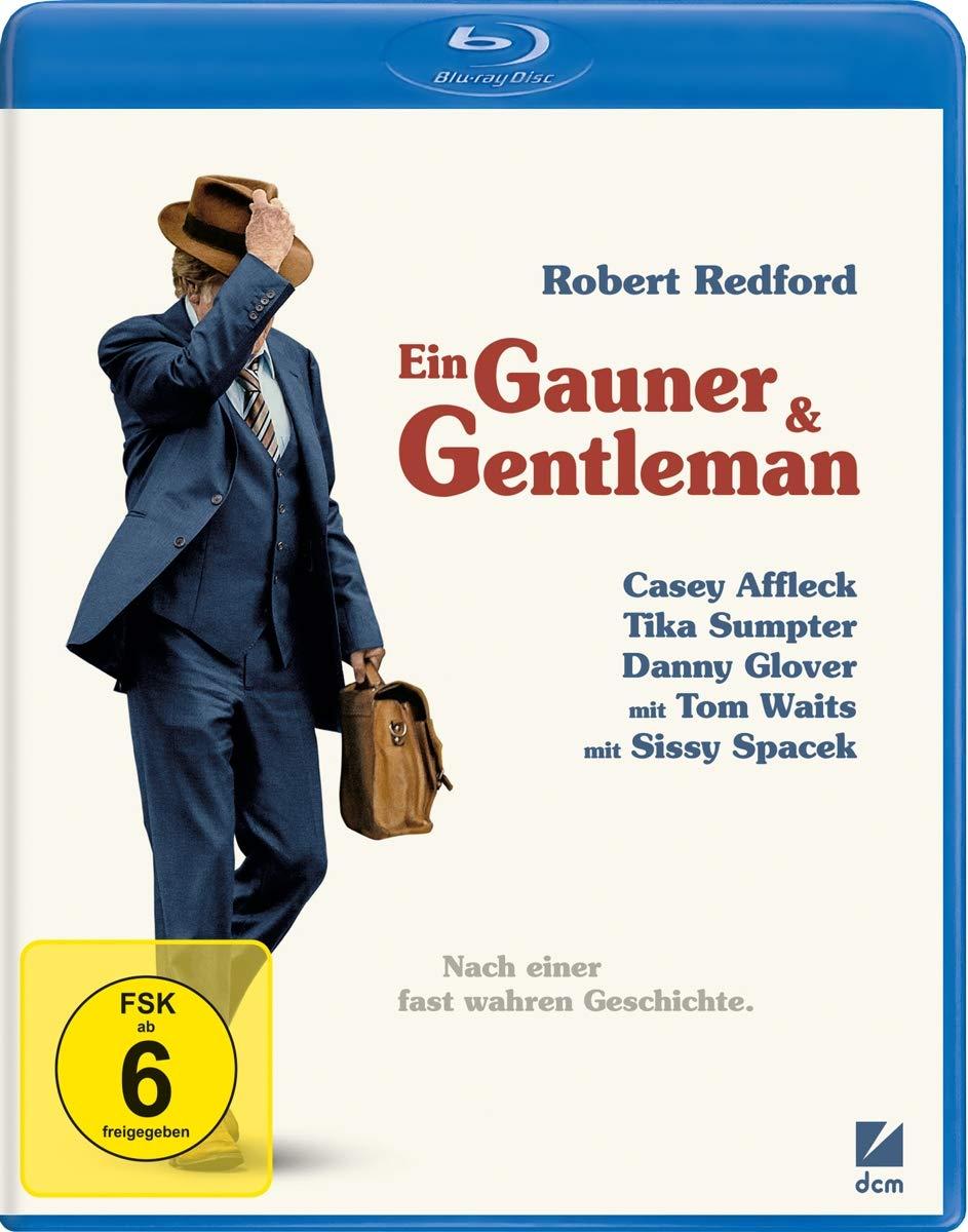 Cover: Ein Gauner & Gentleman 1 DVD (circa 90 min)