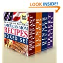 "Delicious and Nutritious ""American Mom"" Recipes Boxed Set (Bestselling ""American Mom"" Recipes Book 5)"