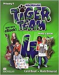 TIGER 4 Pb (ebook) Pk: Amazon.es: Carol Read, Mark