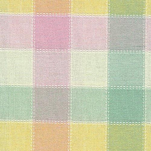 Longaberger Handle Gripper Paprika Plaid Fabric New in Bag