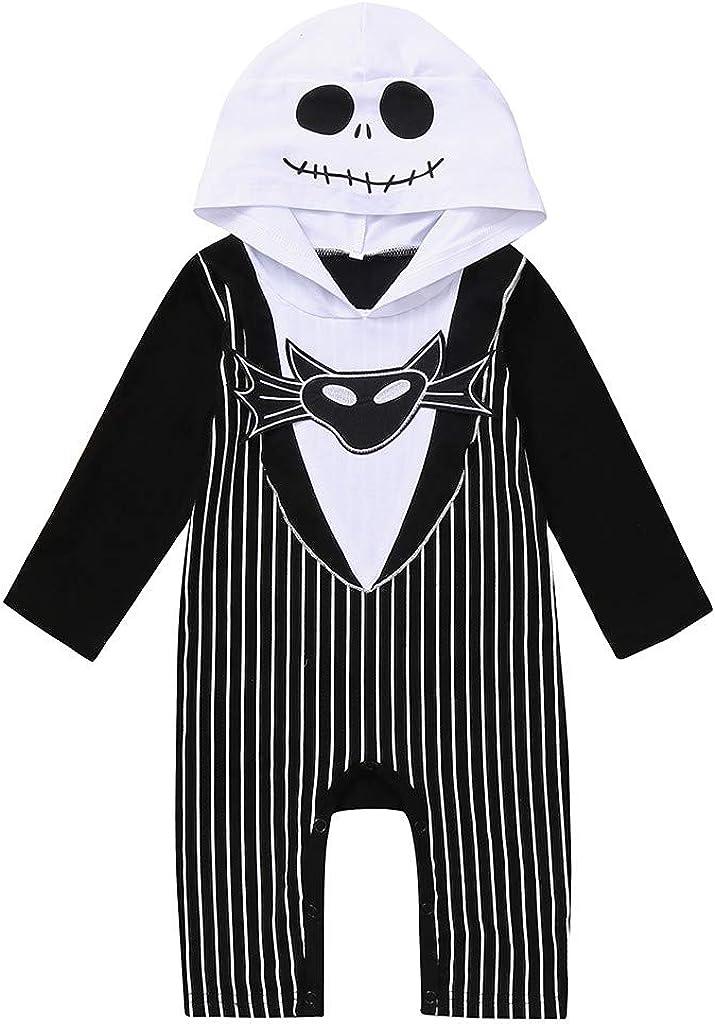 Divertido Pijama,K-Youth Disfraz Halloween Murci/élago Body Bebe Ni/ña Ropa Bebe Recien Nacido Ni/ño Verano Bodies Bebe Ni/ña Mono Beb/és Infantil Mameluco Bebe Ni/ños Pelele Ni/ñas