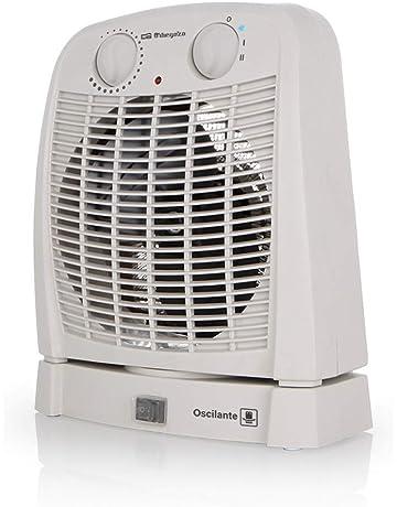 Orbegozo FH 7001 – Calefactor baño con movimiento oscilante, 2 niveles de calor y modo