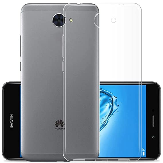 finest selection 2f7f2 f38b8 Huawei Ascend XT 2 Case,Huawei Elate 4G LTE Case, Telegaming Clear Premium  Full Body Protective Case Shock Absorption TPU GEL Bumper Scratch Resistant  ...