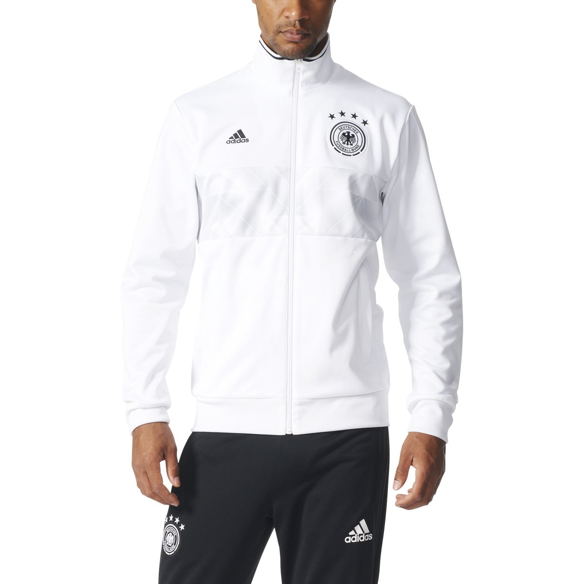 Adidas Germany 3Stripes Track Top Men's Soccer S1706CHGE002